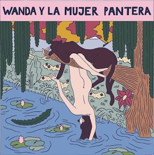 Wanda y la mujer pantera promo disco