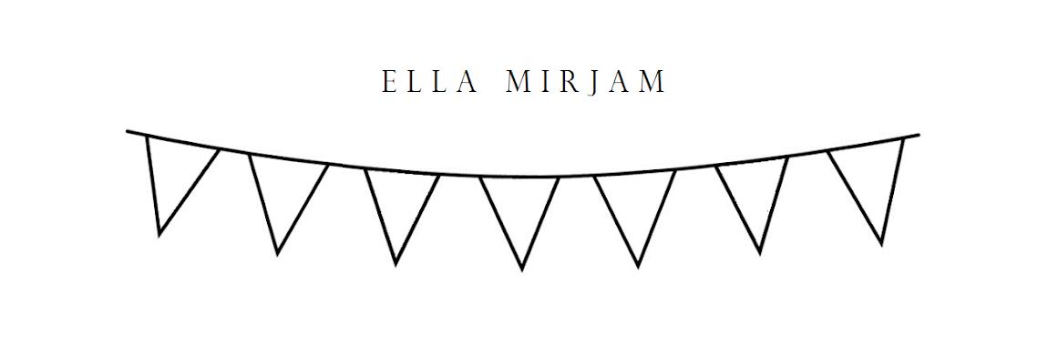 Ella Mirjam