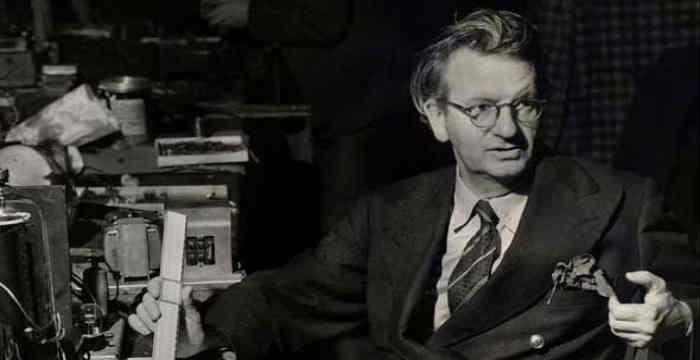 Τζον Λόγκι Μπερντ: Ο πατέρας της τηλεόρασης