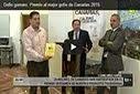 """""""Gofio gomero"""". Premio al mejor gofio de Canarias 2015"""