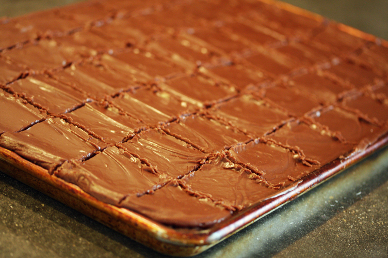 Lost Button Studio Homemade Brownies Recipe Big Batch - Better homes and gardens brownie recipe
