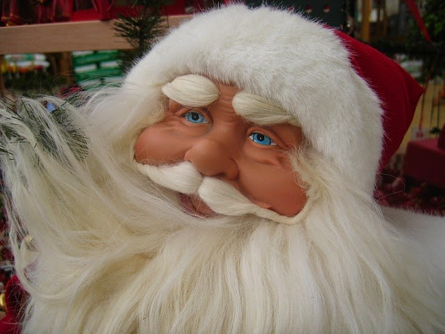 Quién era Santa Claus o el viejo papa noel