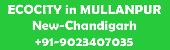 ECOCITY MULLANPUR NEW-CHANDIGARH | PLOTS | BOOTHS | BAYSHOP | SCO