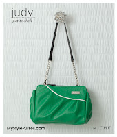 Miche Judy Petite Shell - Green Purse