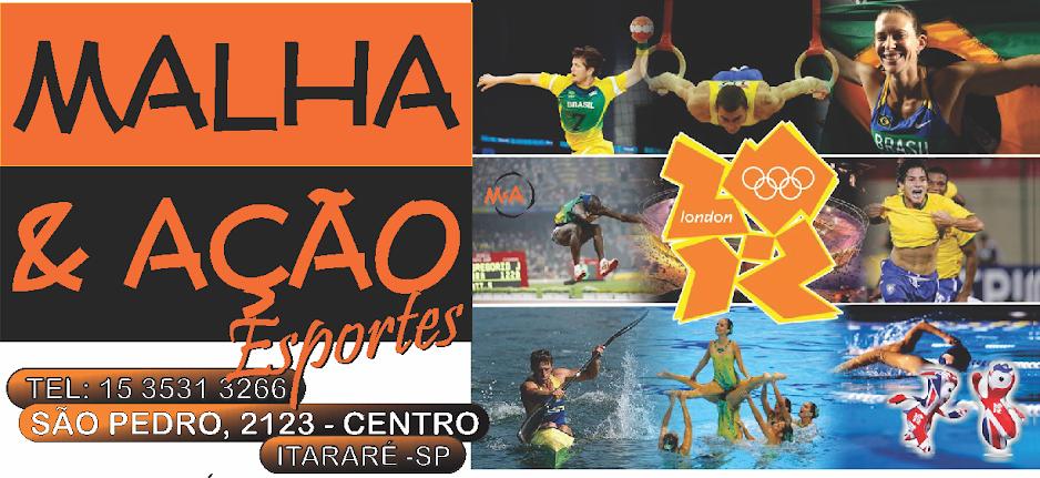 MALHA & AÇÃO ESPORTES - Tel 15 3531 3266