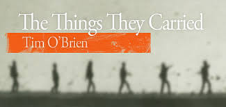 "things they carried essay fear The things they carried fear of shame the story i chose is ""the things they carried"" by the author tim o'brienin the course of this essay i will highlight the physical and intangible ""burdens"" required by a soldier to overcome war which are of vital importance to inhibit the outcomes of a state of devastation."