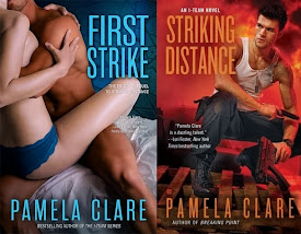 New releases from Pamela Clare