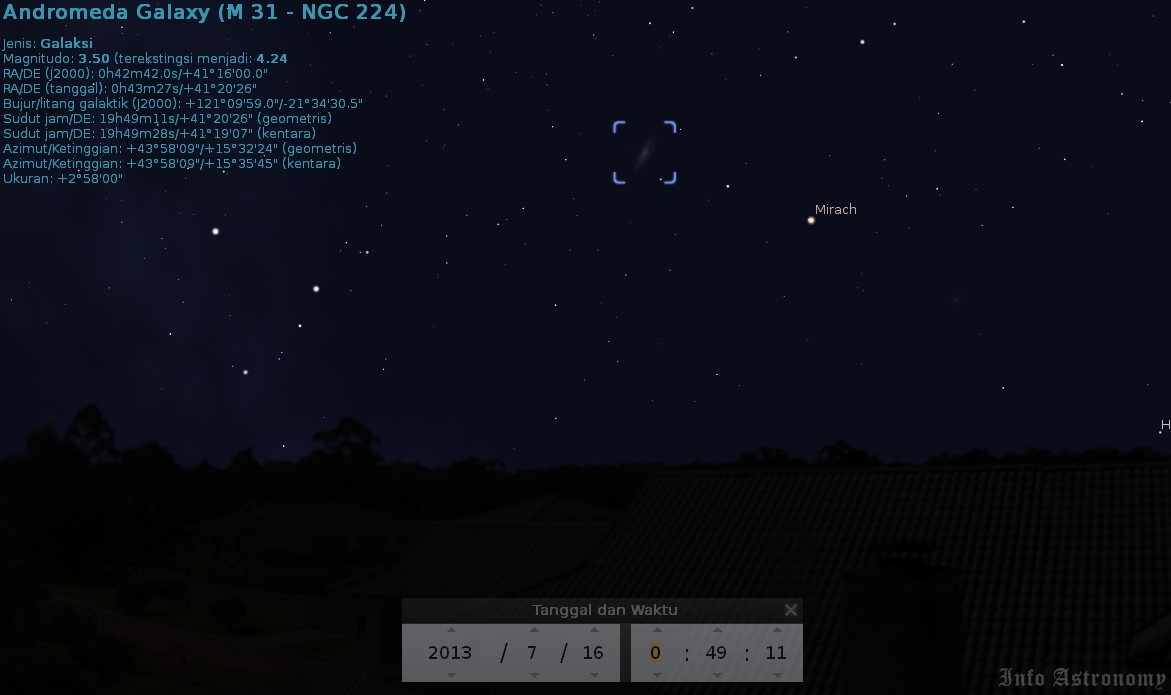 4 Galaksi Terdekat yang Bisa Dilihat dengan Mata Telanjang