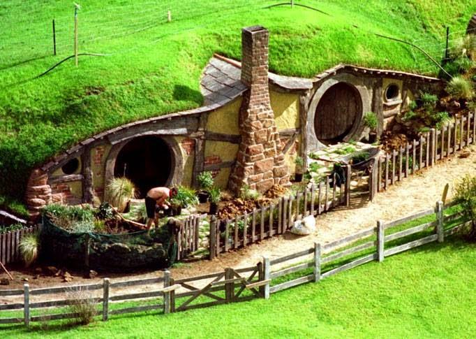 domki hobbita