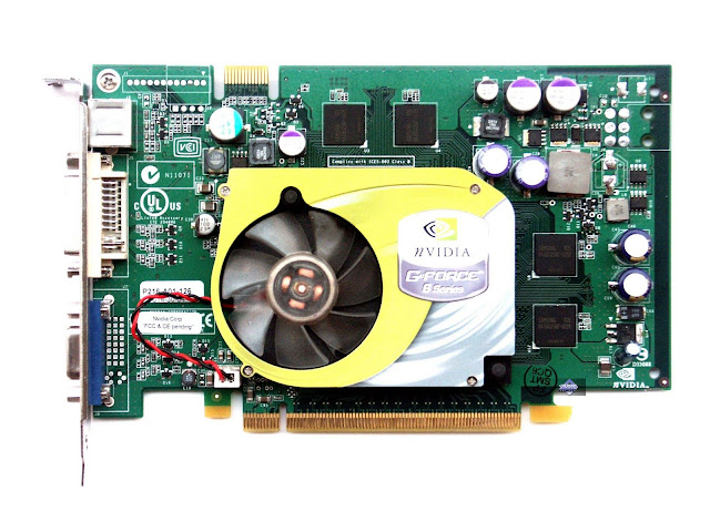 Nvidia GeForce Go 6600 Expres