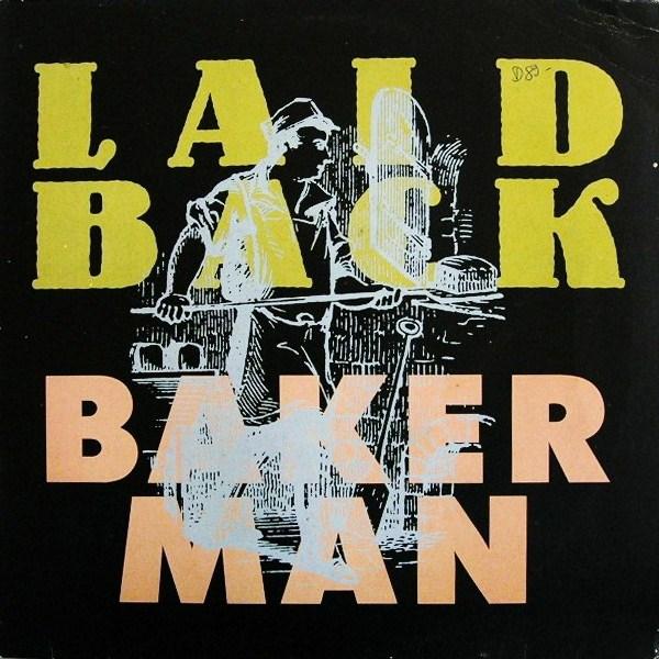 Laid Back - Bakerman (Remix) (Vinyl,12'') (1989)