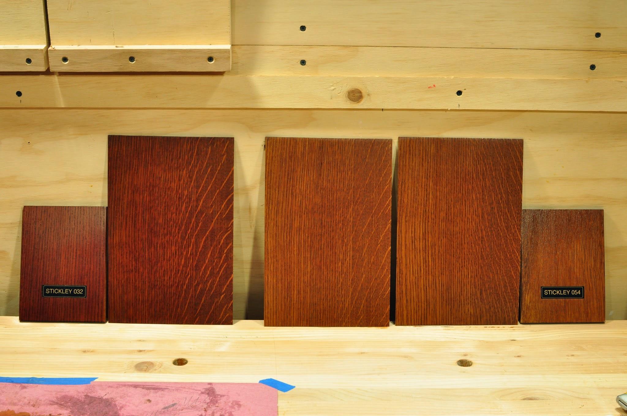Honey Do Woodworking Stickley Aurora Finish Recipe Amp Schedule