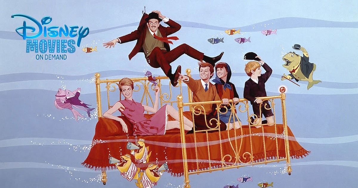 Review: Bedknobs and Broomsticks (1971) ~ The Fangirl ...