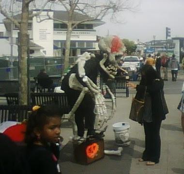 San Fransisco Street Show