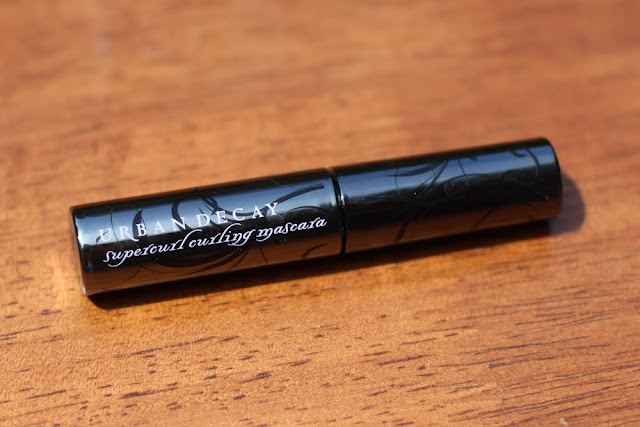 Urban Decay Supercurl Mascara Review