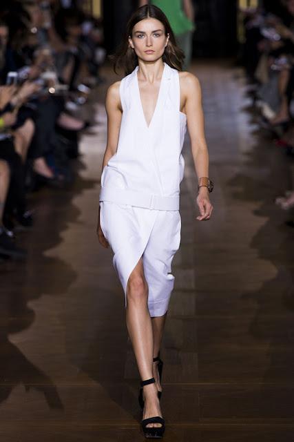 Paris Fashion Week 2012, Spring 2013 Ready to Wear, Stella McCartney All White