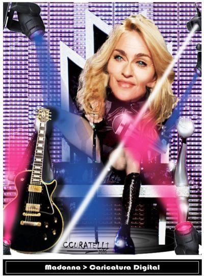 Una diva del pop...