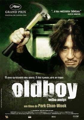 Download – Oldboy – BDRip 720p X264 Dual Áudio - Torrent
