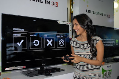 priya anand launches lg 3d game festival hot photoshoot