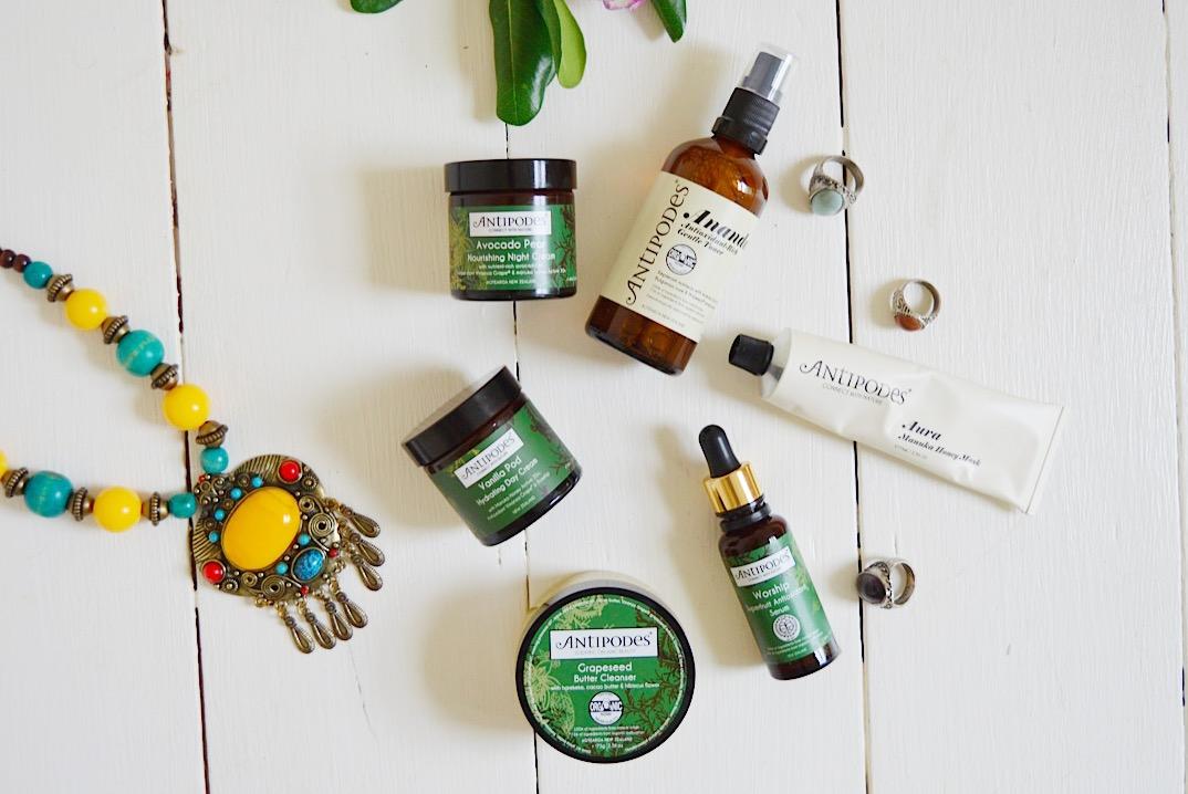 Antipodes Skincare Routine, FashionFake, beauty bloggers, organic skincare