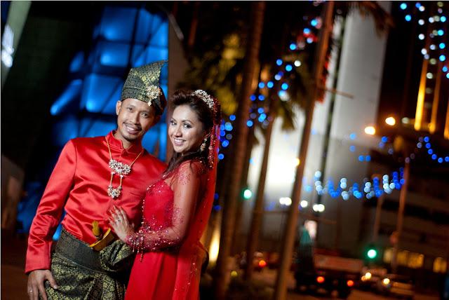 wedding outdoor rosaiful & shanaz kuala lumpur 3