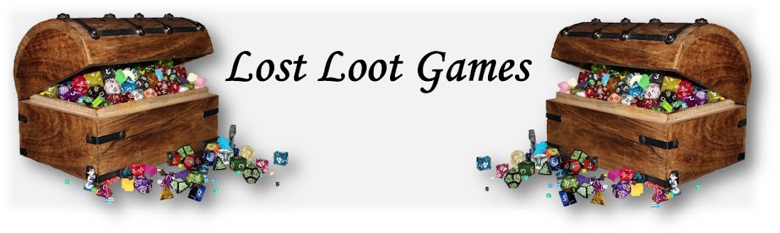Lost Loot Games