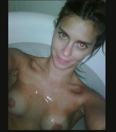 Carolina Dieckmann Nua Em Fotos De Telem Vel Ent Rios
