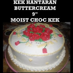 Buttercream Kek
