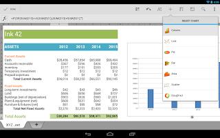 quickoffice aplikasi membuat melihat dan mengedit file excel di hp android