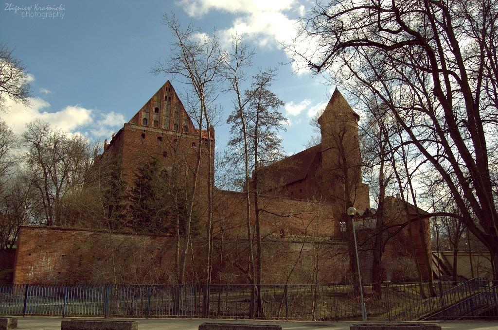 Olsztyn. Zamek Kapituły Warmińskiej