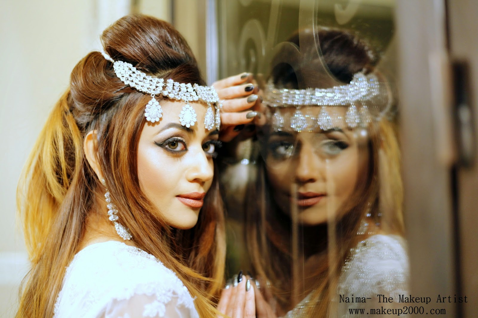 Indian Pakistani Bridal Makeup Artist In Virginia DC Maryland August 2014