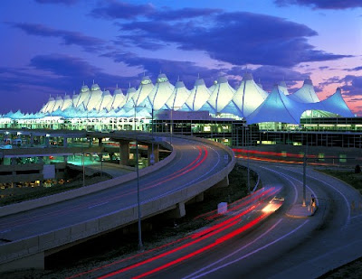Denver's airport abounds with conspiracy theories