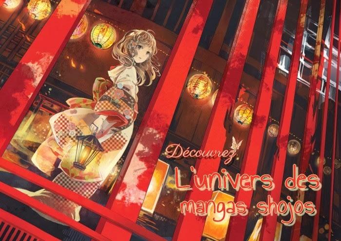 L'univers des mangas shojos
