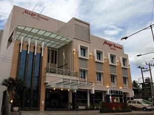 Mega Permata Hotel, Hotel Modern di Padang Sidempuan