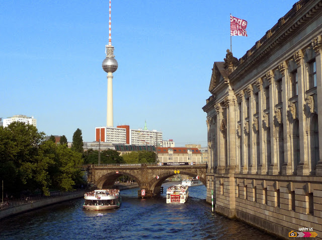 Berlin - la Spree