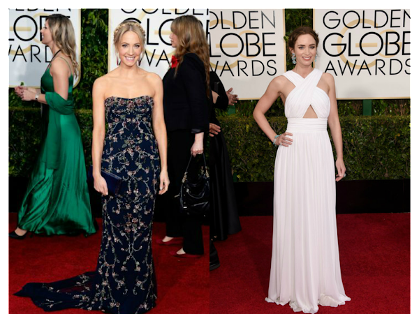 Golden Globes 2015: My personal Best Dressed
