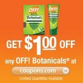 Try OFF! Botanicals!
