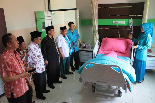 RSU Muslimat Ponorogo Resmikan Ruang VIP dan VVIP