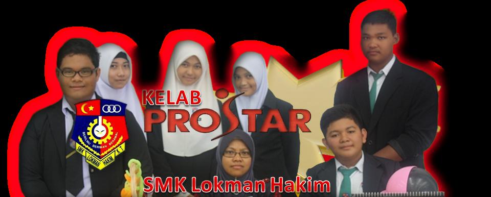 KELAB PROSTAR SMK LOKMAN HAKIM