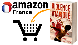 Violence Atavique sur Amazon