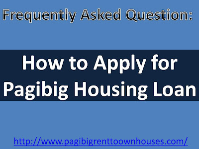 Pagibig Rent to Own Houses: Pagibig Rent to Own Houses: Notes