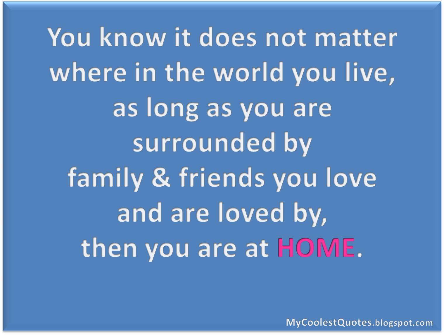 Best Quotes About Family | Quote