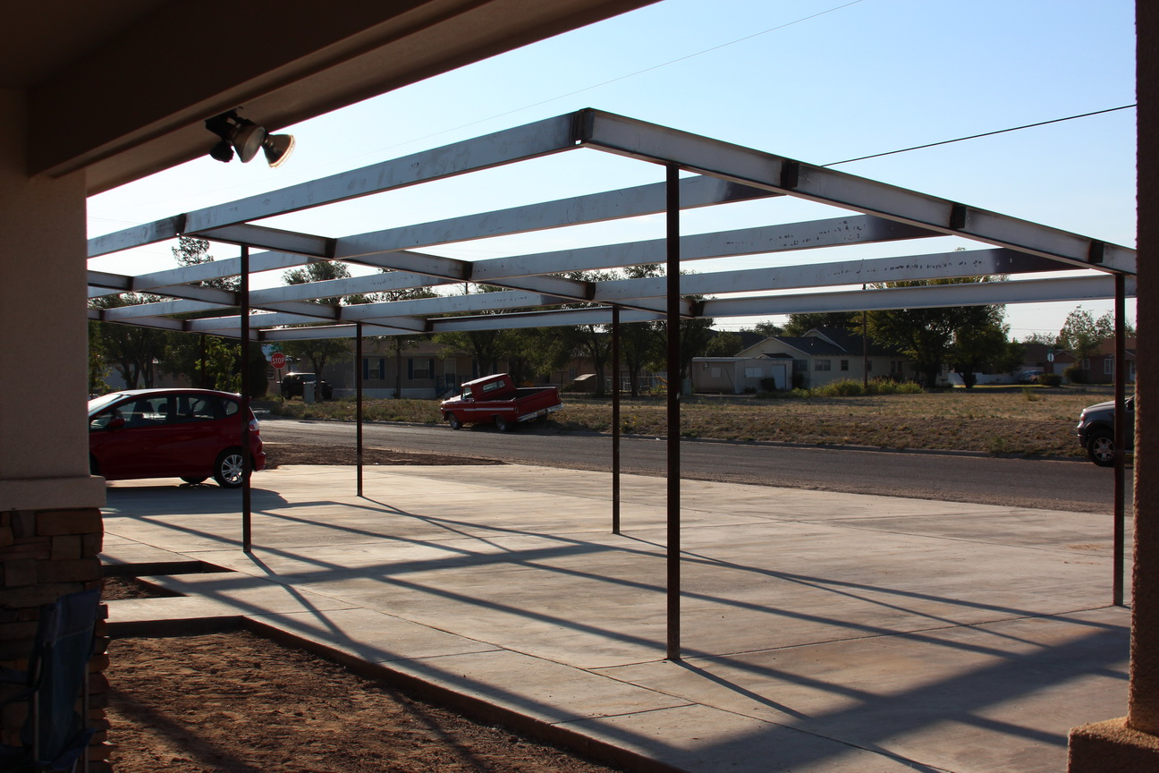 Single slope building kit utah joy studio design gallery for Single slope carport