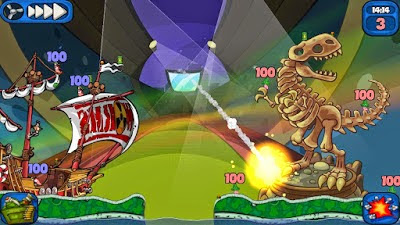 Download Game Worms Armageddon