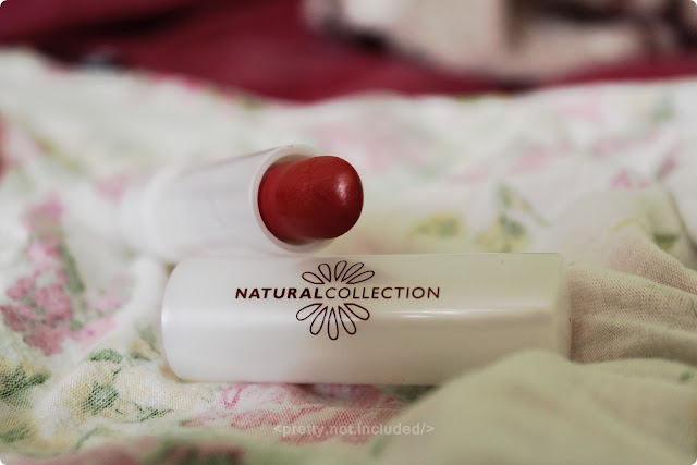 Natural Collection berry sorbet lipstick