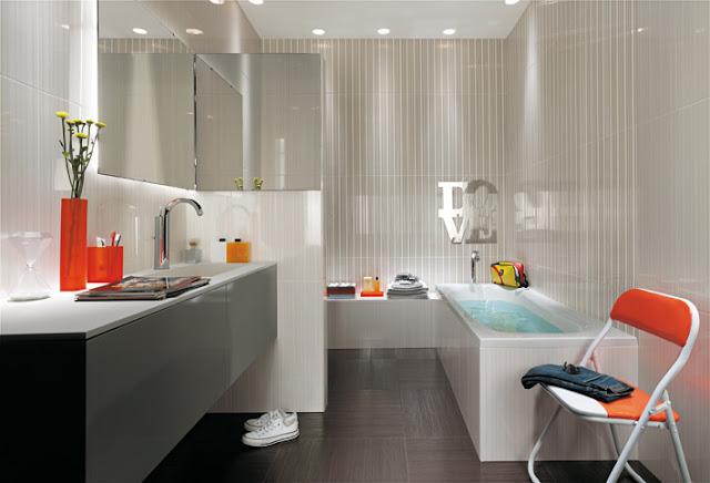 foto baño moderno