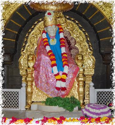 Prayers Reached Shirdi On May 23, 2011