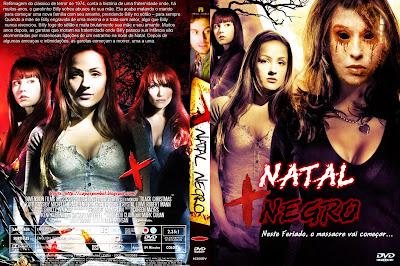 Natal Negro DVD Capa