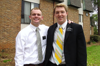 Elder Harper and Wilcock