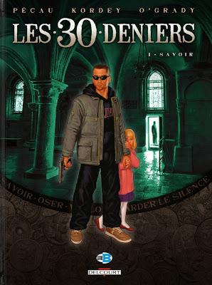 Les 30 Deniers 01 - 05   Jean-Pierre Pécau - Igor Kordey (Série complète)